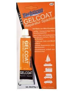 Gelcoat Reparatie Pasta - Wit - 70 gram