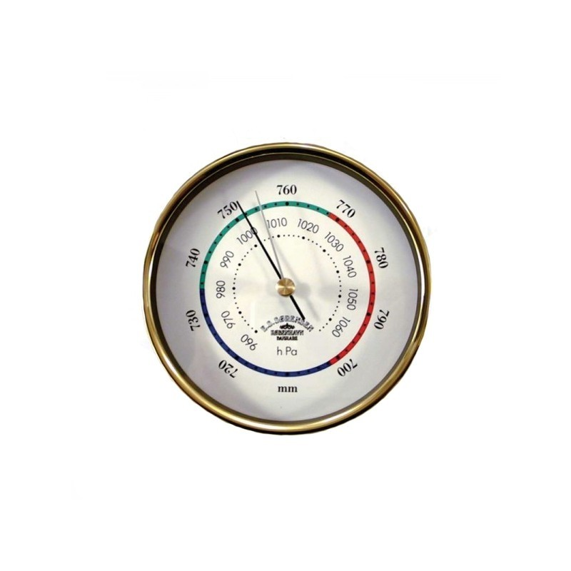 Barometer Mini - 90 mm - Delite - Scheepsinstrumenten - 300500 - €99,65