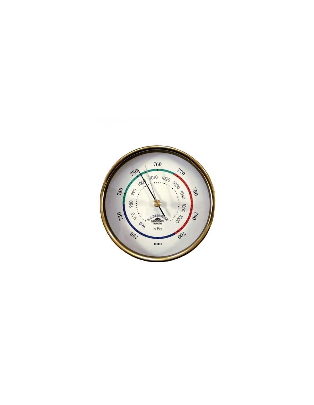 Barometer Mini - 90 mm - Delite - Scheepsinstrumenten - 300500