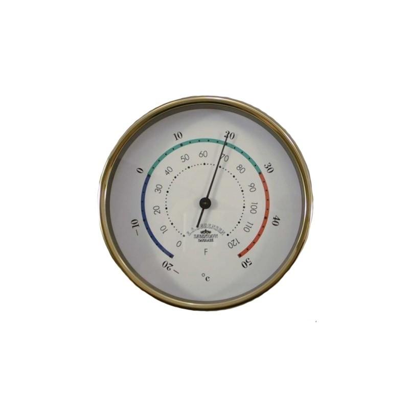 Thermometer Mini - 90 mm - Delite - Scheepsinstrumenten - 300600 - €93,55