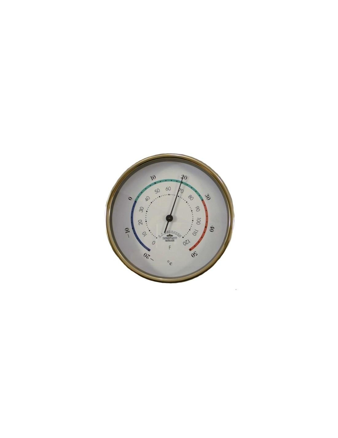 Thermometer Mini - 90 mm - Delite - Scheepsinstrumenten - 300600