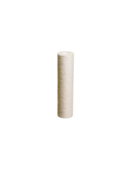 <p>Deze grote sediment filter van Yachticon filtert zand, roest, vuil, en alle andere kleine deeltjes uit het water. De filter werkt het beste als voor filter en heeft een nominale filtersnelheid van 5 micron. Deze cartridge past in 5'' behuizing en is in het groot of klein leverbaar.</p>