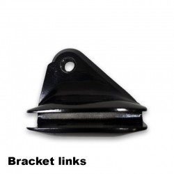 Ruddersafe - Onderdeel - Bracket Links - Ruddersafe - Ruddersafe - RS16000 - €27,50