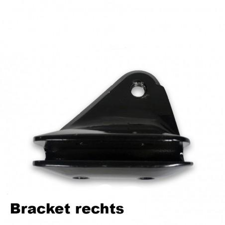<p>Linker bracket speciaal voor de standaard types Ruddersafe. Let op deze linker bracket kan niet worden gebruikt voor de Volva Penta types van Ruddersafe!</p>