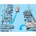Ruddersafe - Type 3 - Boten Tot 8,5M Lengte