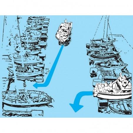 Ruddersafe - Type 2 - Voor Volvo Penta 280 / 290 - Ruddersafe - Ruddersafe - RS16520 - €211,00