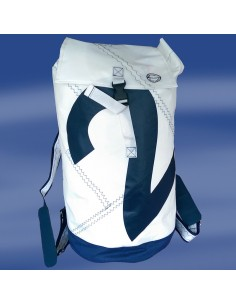 Zeildoek Duffle Bag - Sea Duffle - Navy