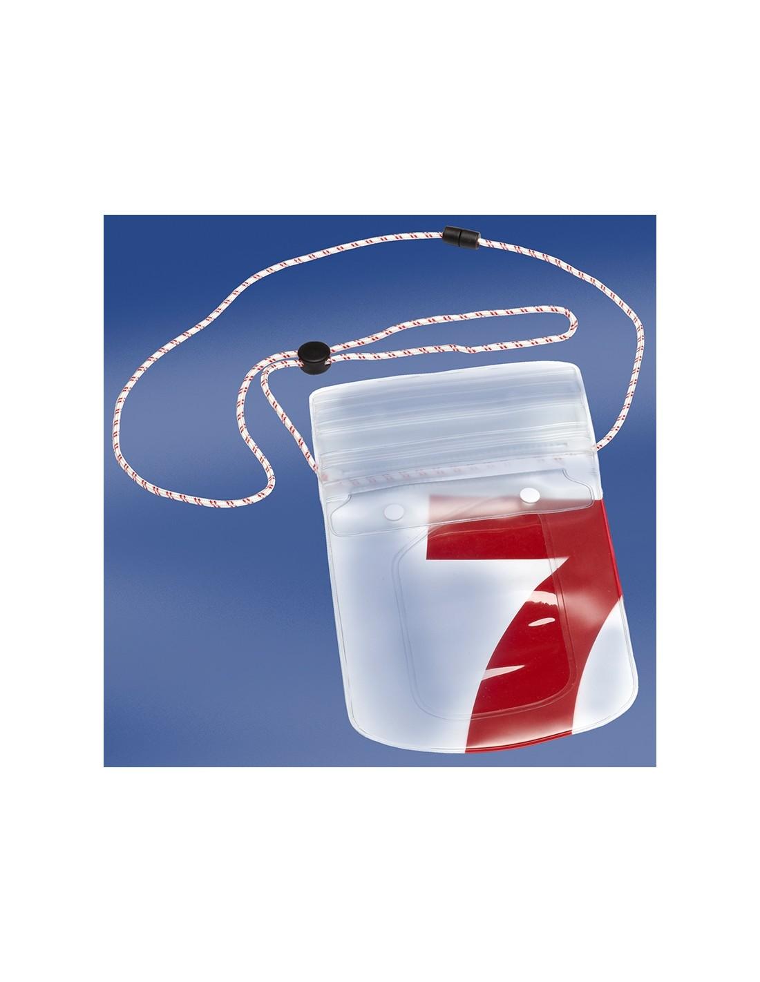 Waterdichte Telefoonhoes - Sea Pouch - Rood