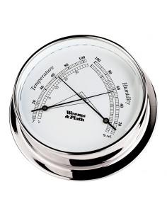 Endurance I 125 - Thermometer / Hygrometer - Verchroomd - 152 mm