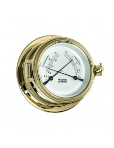 Endurance II 105 - Thermometer / Hygrometer - Messing - 121 mm