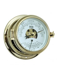 Endurance II 115 - Barometer / Thermometer - Messing - 152 mm