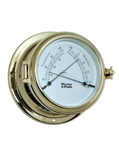 Endurance II 115 - Thermometer / Hygrometer - Messing - 152 mm