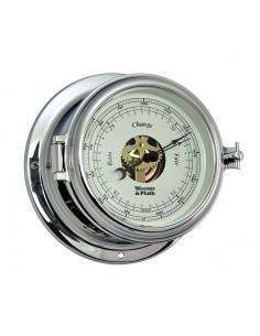 Endurance II 115 - Barometer - Open - Verchroomd - 152 mm