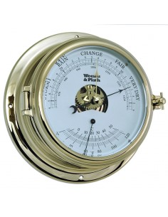 Endurance II 135 - Barometer / Thermometer - Messing - 178 mm