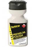 <p>De Premium Polish middel met teflon geeft een goede bescherming door een teflon laag tegen vervaging en roest. Het Premium Polish middel van Yachticon verwijdert alle vuil en roest. Geschikt voor alle verf, kunststof, en gelcoates en gebruik voor hand en machinegebruik. <br /><strong>Inhoud:</strong> 500 ml</p>