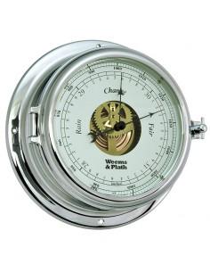 Endurance II 135 - Barometer - Open - Verchroomd - 178 mm