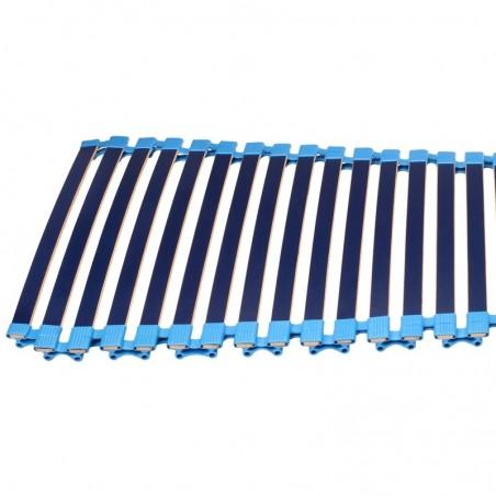 Verstelbare Lattenbodem - Rolsysteem - 90 x 200 cm - 30 Latten - Yachtiflex - Slaapcomfort - 152001 - €175,00