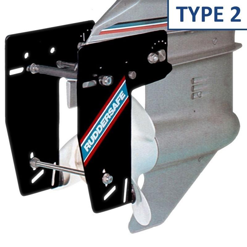 Ruddersafe - Type 2 - Boten Tot 6,5M Lengte - Ruddersafe - Ruddersafe - RS16200 - €147,00
