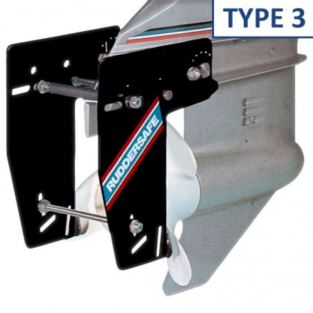 Ruddersafe - Type 3 - Boten Tot 8,5M Lengte - Ruddersafe - Ruddersafe - RS16300 - €157,00