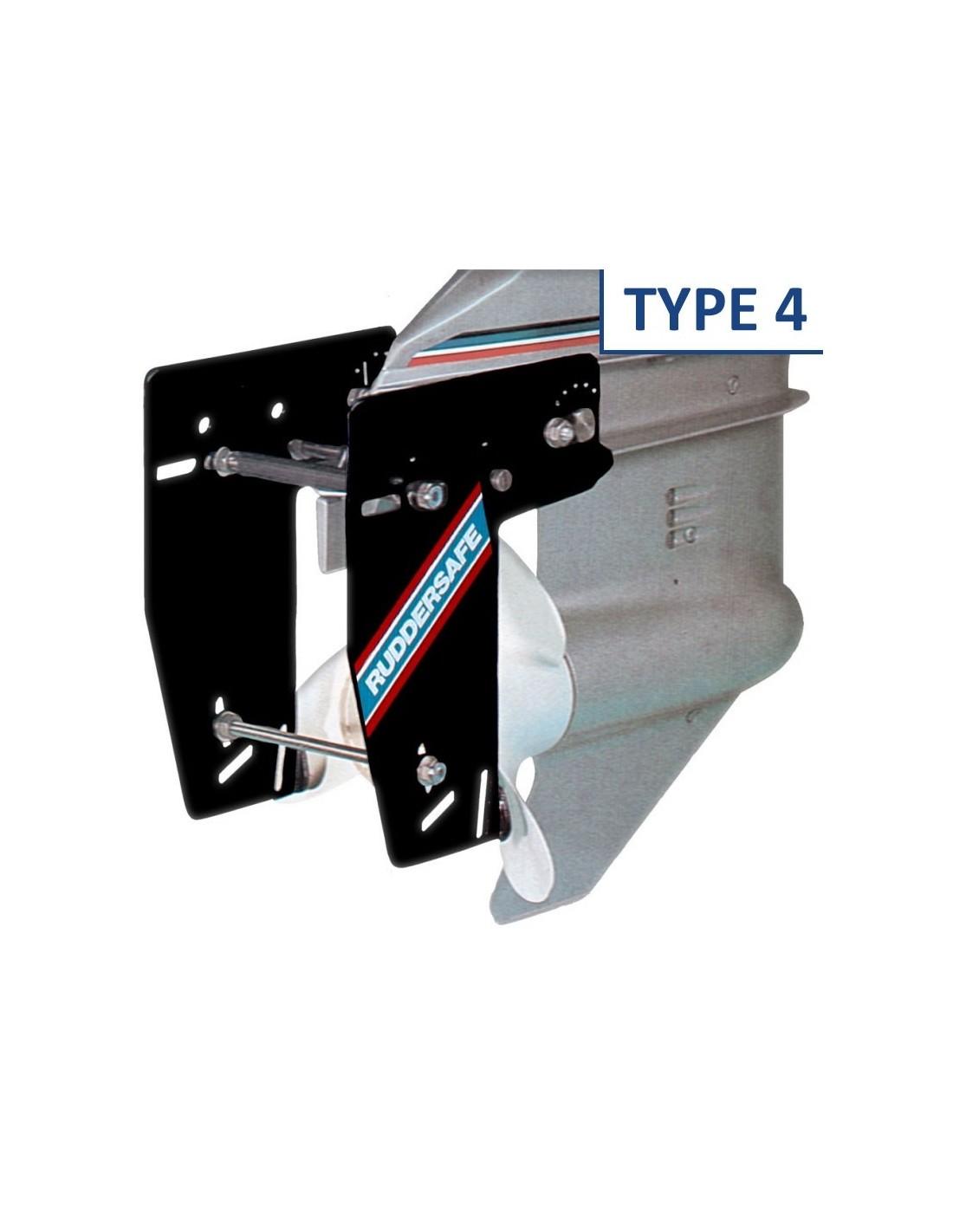 Ruddersafe - Type 4 - Boten Vanaf 8,5M Lengte
