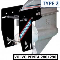 Ruddersafe - Type 2 - Voor Volvo Penta 280 / 290