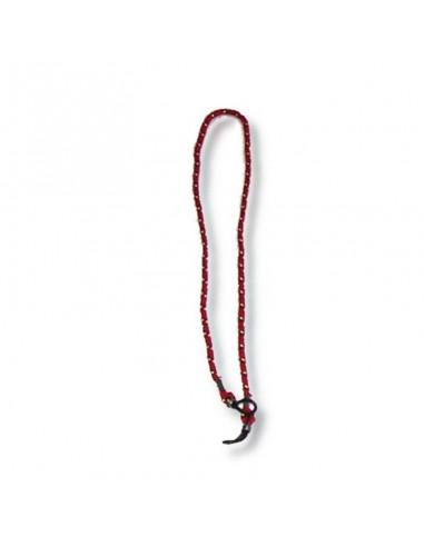 Brillenkoord - Rood - 60 cm - The Captain's Collection - Nautische Accessoires - 12.2299.00 - €3,50