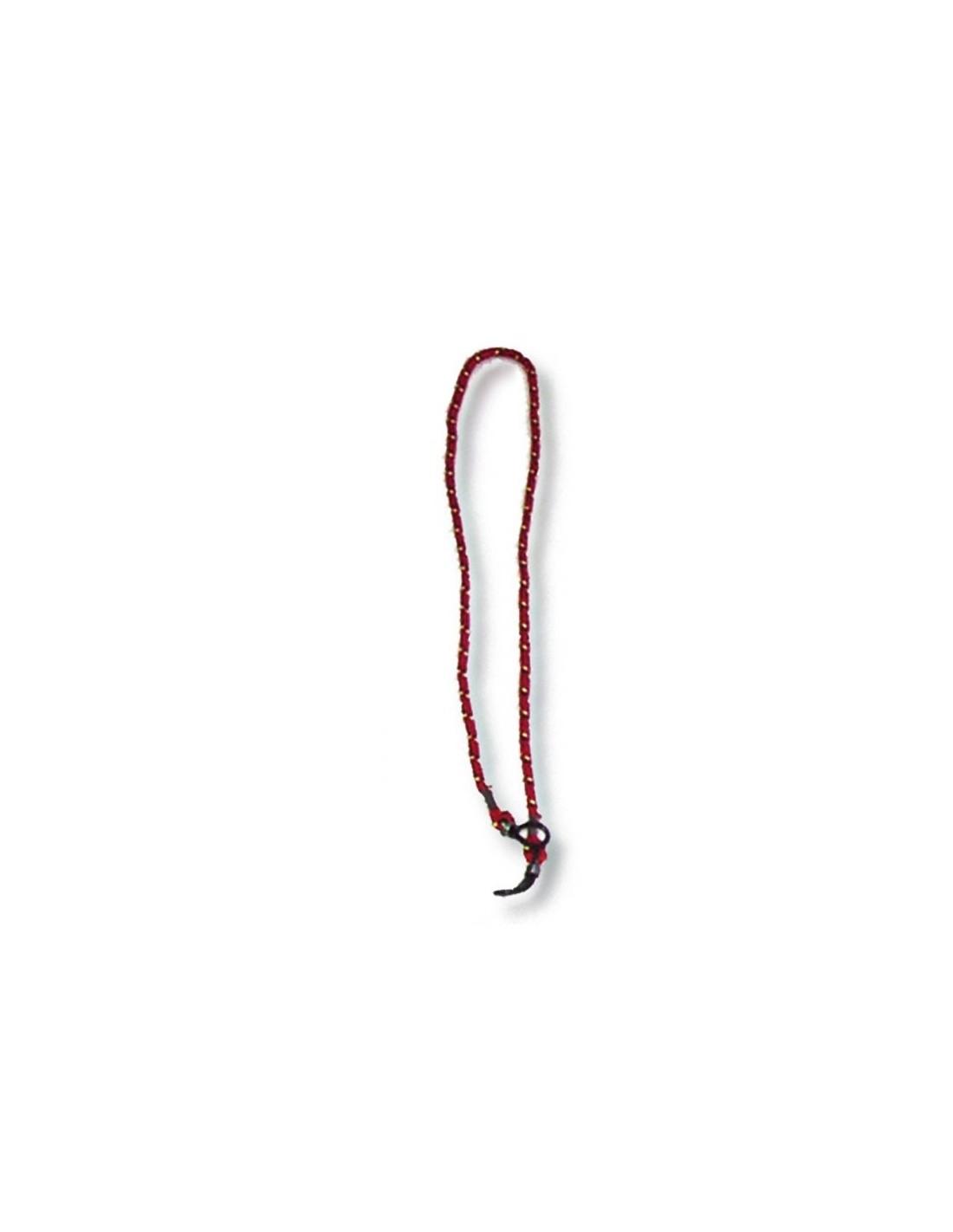 Brillenkoord - Rood - 60 cm - The Captain's Collection - Nautische Accessoires - 12.2299.00