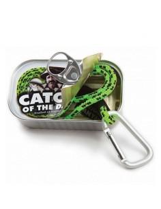 Lanyard / Keycord In Blikje - Catch Off The Day