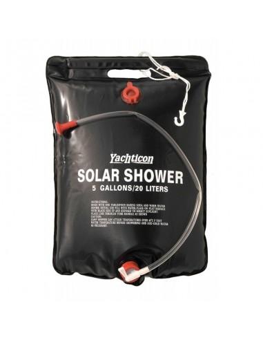 Solar Douche / Solar Shower - Warm Water Op Zonkracht - 20 Liter - The Captain's Collection - Nautische Accessoires - 03.2218...