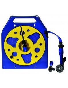 Cassette Met Platte Slang - 15 Meter