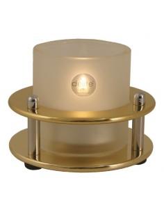 Porthole - Waxinelichthouder - Messing