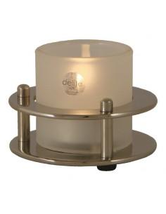 Porthole - Waxinelichthouder - Glanzend RVS