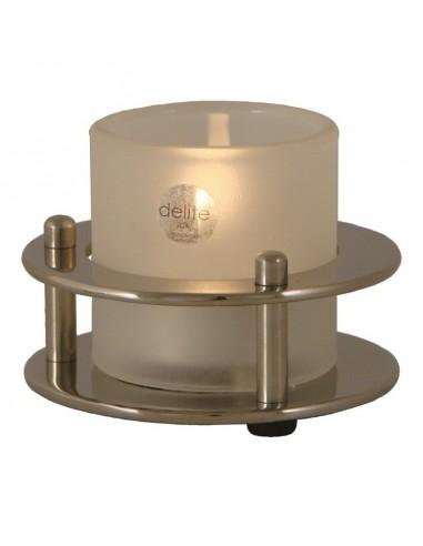 Porthole - Waxinelichthouder - Glanzend RVS - Delite - Lampen - 603302 - €49,00