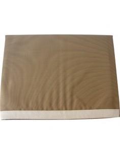 Waterproof - Tafelkleed - Beige Met Witte Rand - Klein - 115 x 100 cm - Marine Business - Textiel - 22421