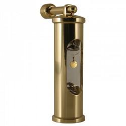 Galileiglas Met Ophanghaak - Messing