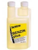 <p><strong>B</strong>enzine plus van Yachticon is een toevoeging voor benzine wat zorgt voor hogere prestaties van de motor en reduceert schadelijke substanties in uitlaatgassen. De benzine plus brengt volledige motorkracht terug en werkt tegen motoren die tikken. Dit middel is goedgekeurd voor katalysators en is geschikt tot maximaal 250 liter benzine. <br /><strong>Inhoud:</strong> 500 ml</p>