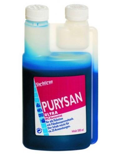 Purysan Ultra - WC Concentraat - 500 ml - Yachticon - Onderhoud - 06.0059.00 - €16,20