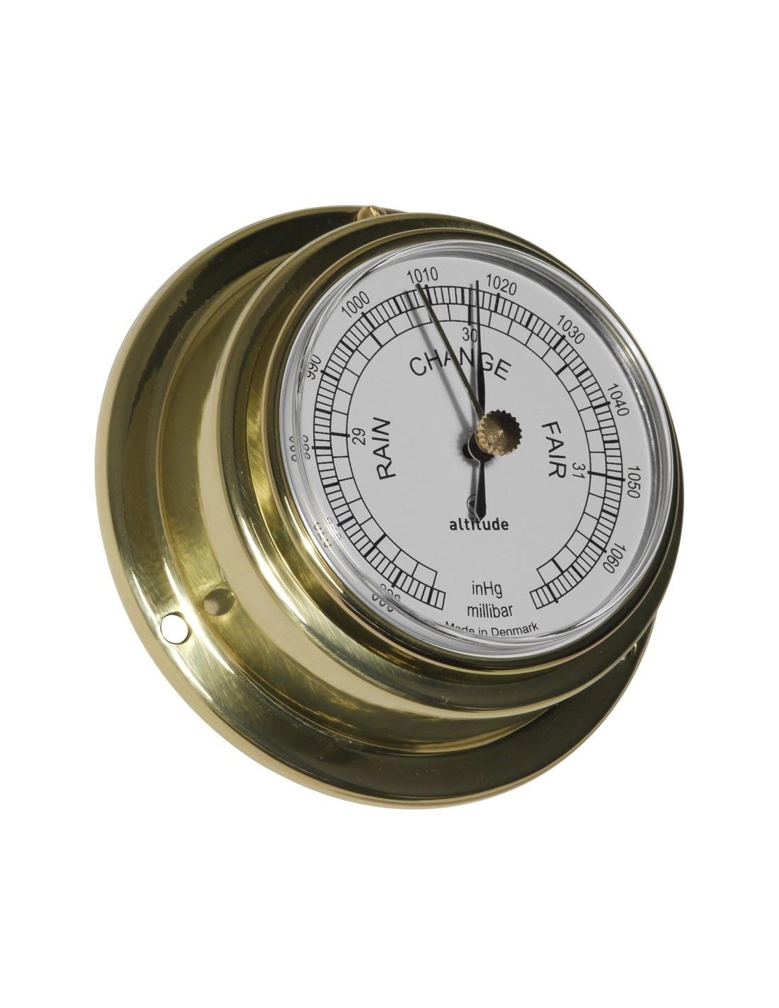 Barometer - 95 mm - Engels