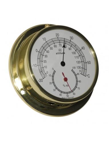 Thermometer / Hygrometer - 97 mm - Altitude - Scheepsinstrumenten - 848 TH - €49,00