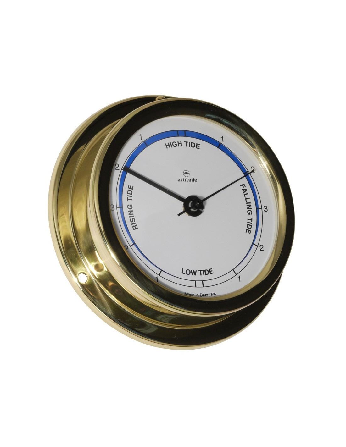 Getijdenklok - 127 mm - Engels - Altitude - Scheepsinstrumenten - 858 IM UK