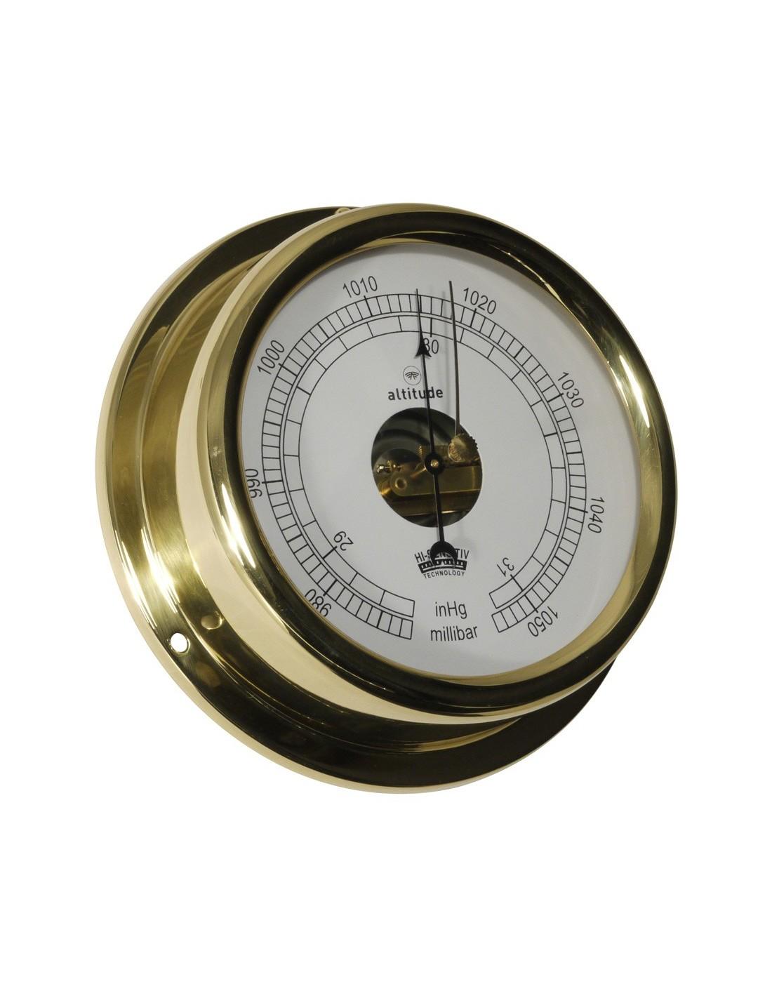 Barometer - 150 mm - Altitude - Scheepsinstrumenten - 866 B