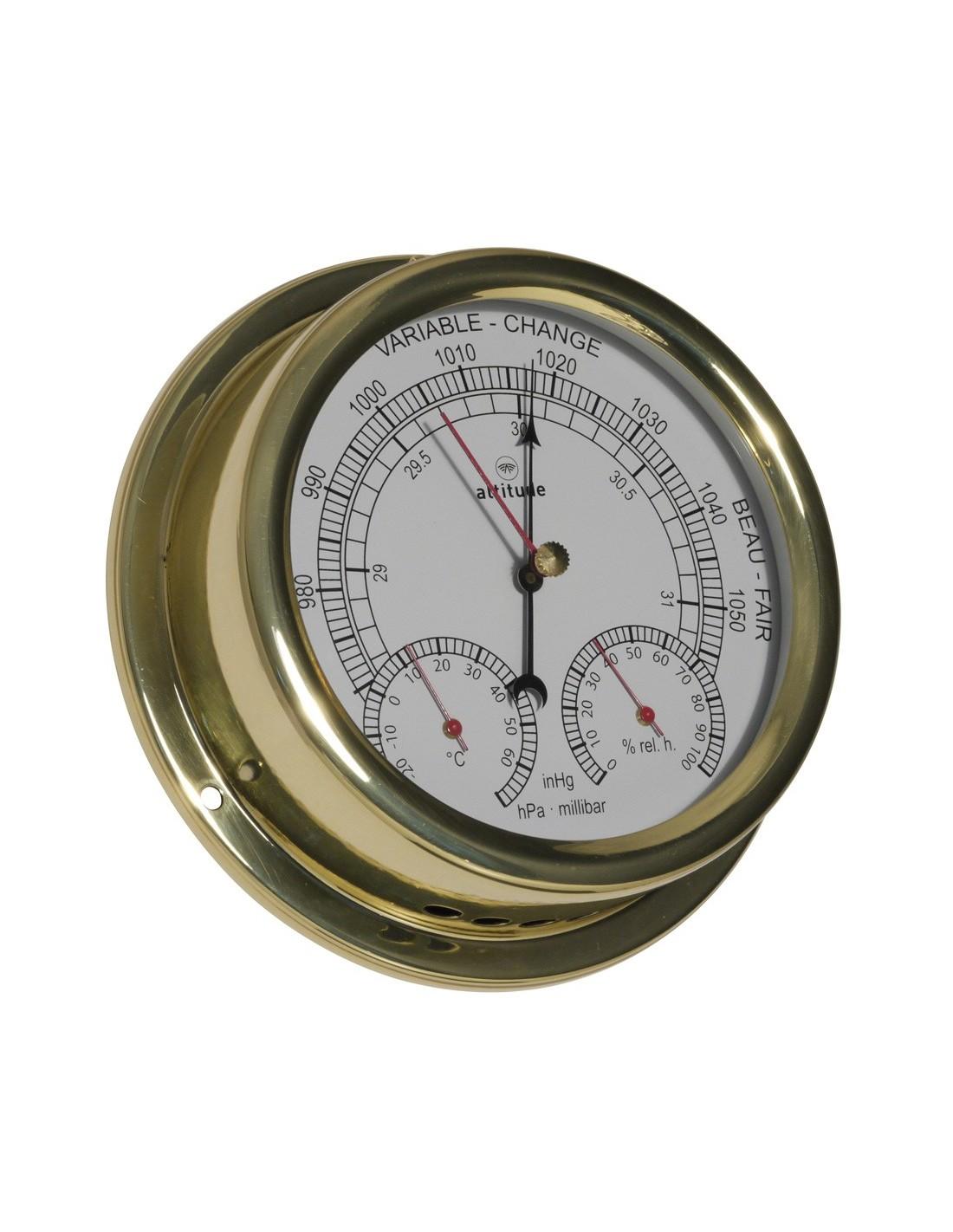 Barometer / Thermometer / Hygrometer - 150 mm