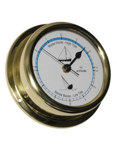 Getijdenklok - 150 mm - Altitude - Scheepsinstrumenten - 866 IM - €85,00