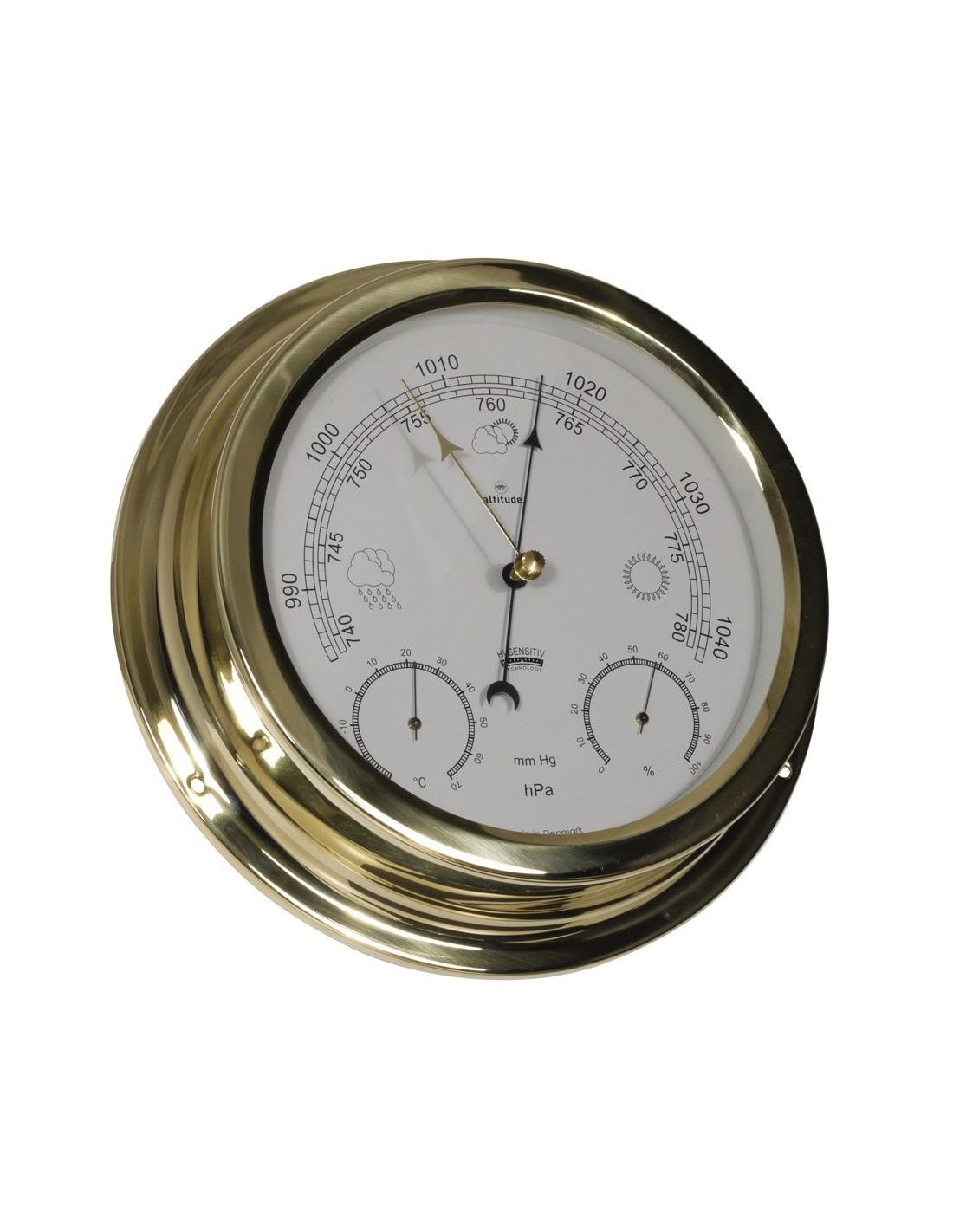 Barometer / Thermometer / Hygrometer - 224 mm