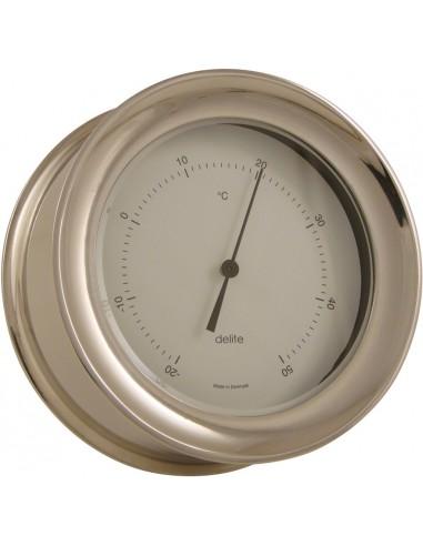 Zealand Thermometer - Glanzend RVS - 110 mm - Delite - Scheepsinstrumenten - 630260 - €175,00