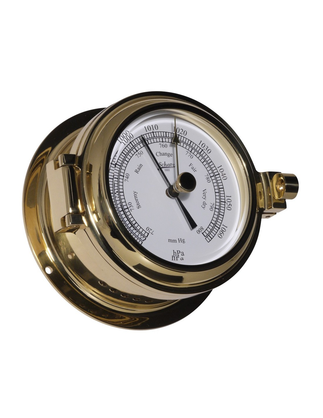 Success 115 - Barometer - Messing