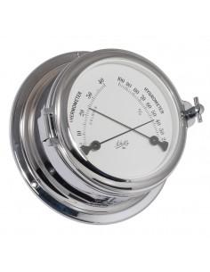 Midi 155 - Thermometer / Hygrometer - Verchroomd