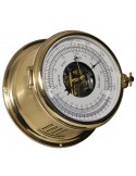 Royal 180 - Barometer / Thermometer - Messing