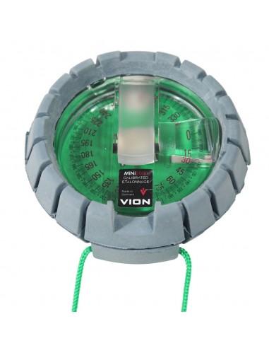 Vion Paris Mini 2000 Kompas - Grijs - VION - Scheepsinstrumenten - AX 2000 - €99,00