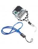 <p>Ideale lanyard ook wel keycord genoemd, deze kan je gebruiken voor bijvoorbeeld je telefoon, camera, etc. De Strap keycord wordt in assorti kleur geleverd.</p>